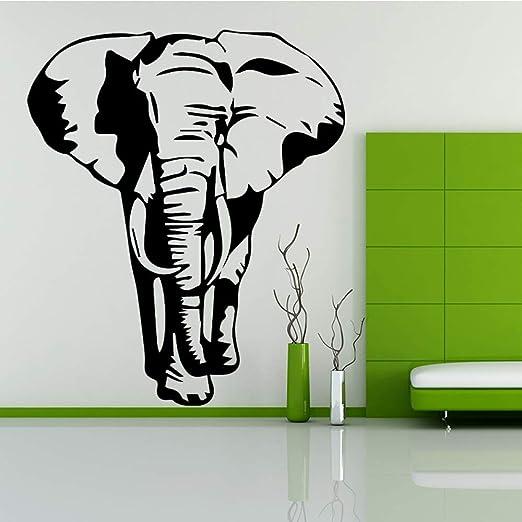 wukongsun Elefante Animal Adhesivos de Pared Autoadhesivo Vinilo ...