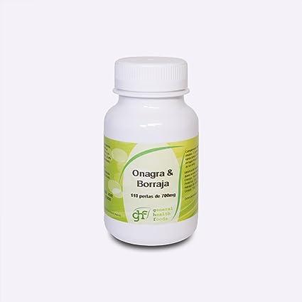 GHF - GHF Onagra-Borraja 110 perlas de 700 mg