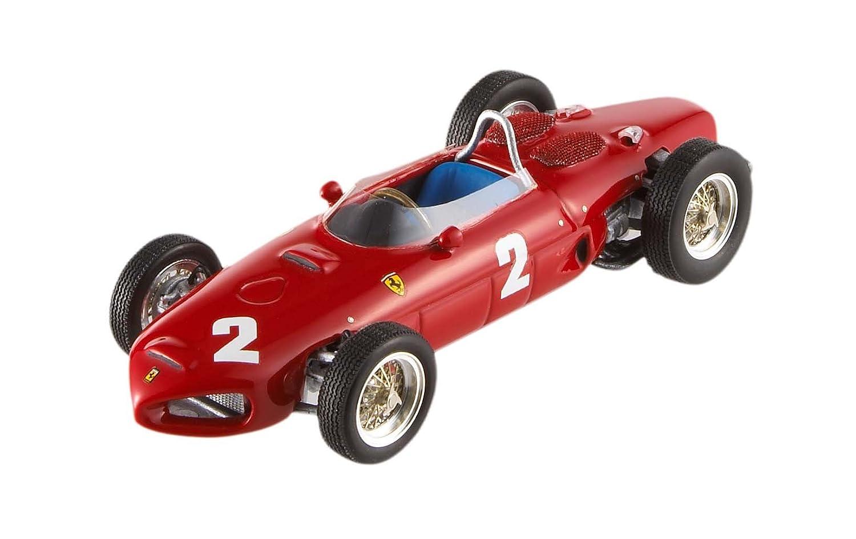 【MATTEL/マテル】1/43 フェラーリ 156 F1 イタリアGP 1961 P.ヒル B003A2IJ08