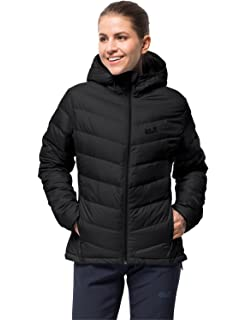 51672edbe5a Jack Wolfskin Women's Helium Women Lightweight Windproof Down Puffer Jacket