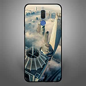Huawei Mate 10 Lite Into the clouds, Zoot Designer Phone Covers