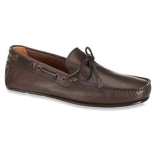 Mocasines para hombre, color marrï¿œn , marca SEBAGO, modelo Mocasines Para Hombre SEBAGO SUEDE PLATFORM CORE Marrï¿œn: Amazon.es: Zapatos y complementos