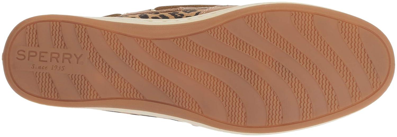 SPERRY Womens Koifish Cheetah Boat Shoe