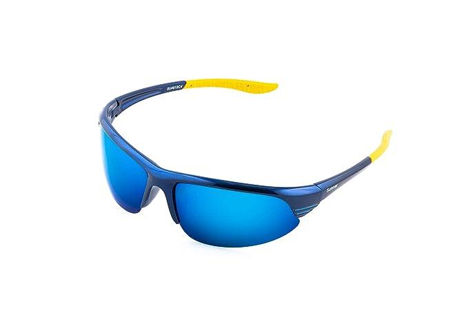 Sunner Gafas de Sol Deportivas Para Hombre y Mujer SUS4613 Protección UV400 Lentes Polarizadas Montura Ligera