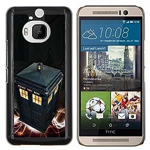 Stuss Case / Funda Carcasa protectora - Policía Call Box - HTC One M9Plus M9+ M9 Plus