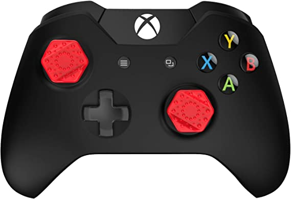 Dragon Slay Proteus Thumb Grips (1x Low, 1x High) - Xbox One ...