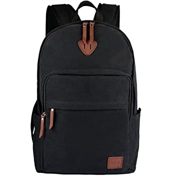 Amazon.com: OXA Canvas Laptop Backpack: Computers & Accessories