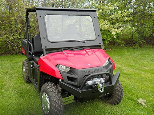2011 Polaris Ranger Midsize Extreme Front Bumper / Brush Guard with Winch Mount by EMP 10732
