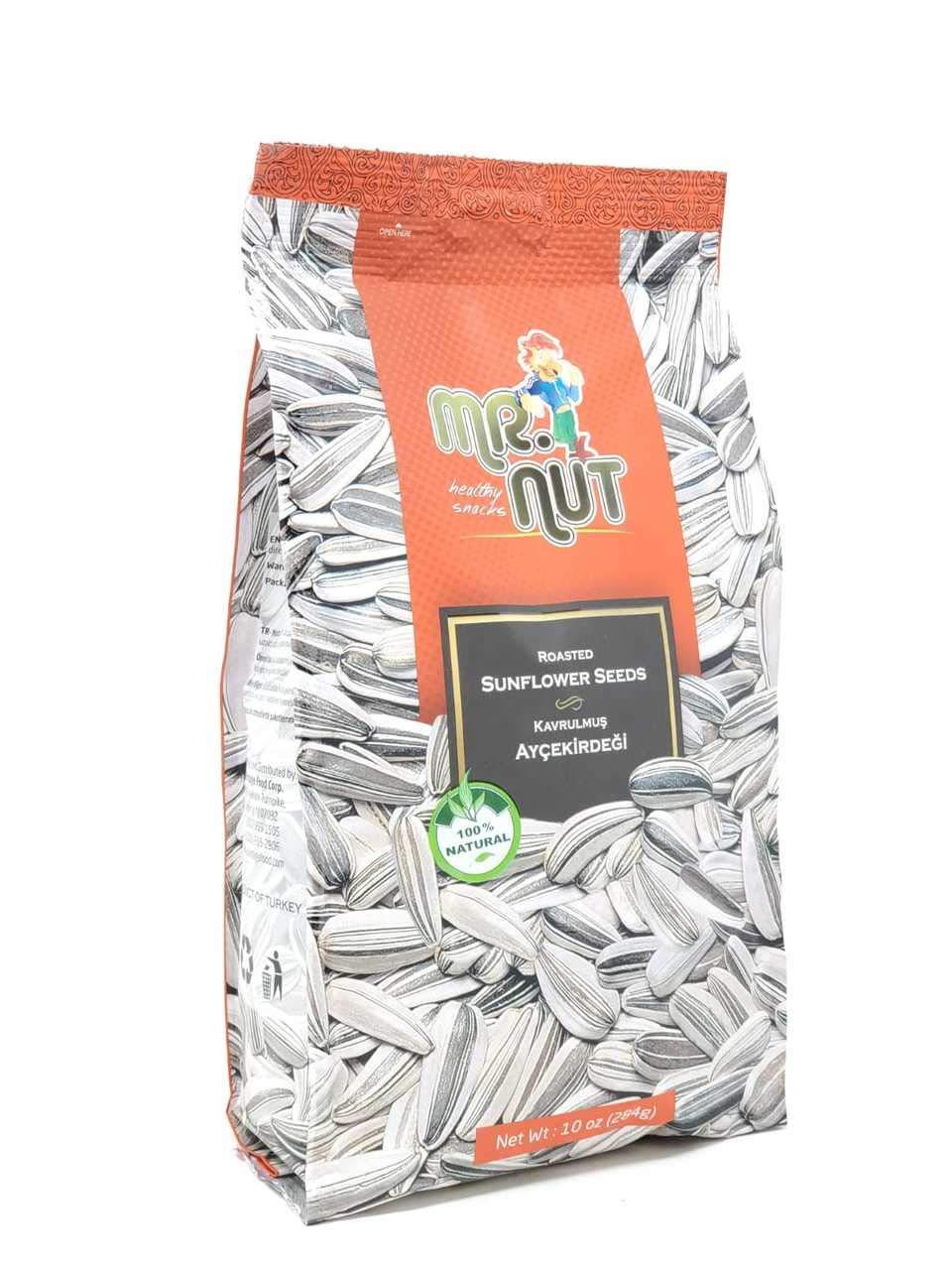 Mr Nut Roasted Sunflower Seed -2 Pack-