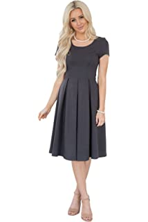 f08cf46572bc Jen Clothing Bryn Modest Christmas Dress or Modest Bridesmaid Dress