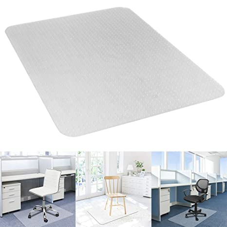 Amazon Com Goujxcy Office Chair Mat Pvc Rectangle Floor