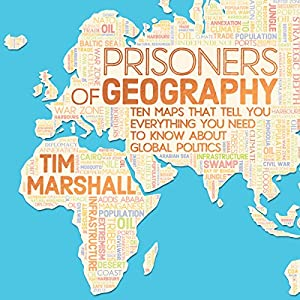 Prisoners of Geography Hörbuch