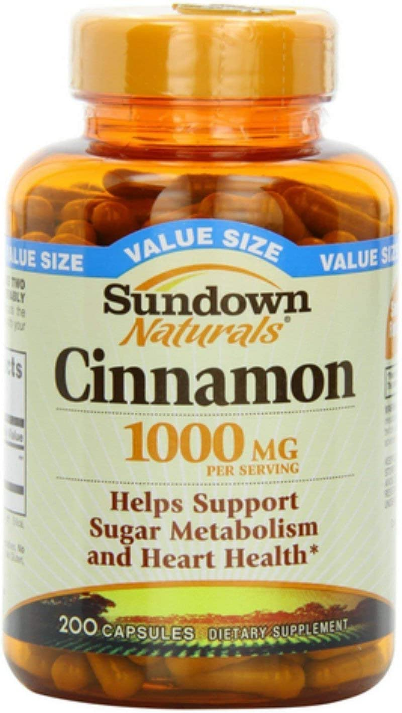 Sd Cinnamon Size 200ct