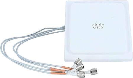 Cisco AIR-ANT2524V4C-R - Antena (4 dBi, 2.4-2.483/5.15-5.85 ...