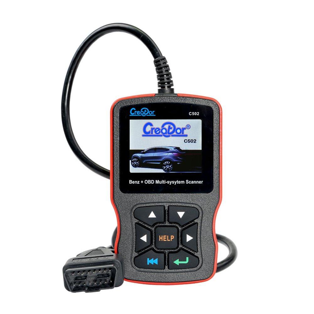 C502 Code Reader Full System Scanner Mercedes Benz Obdii