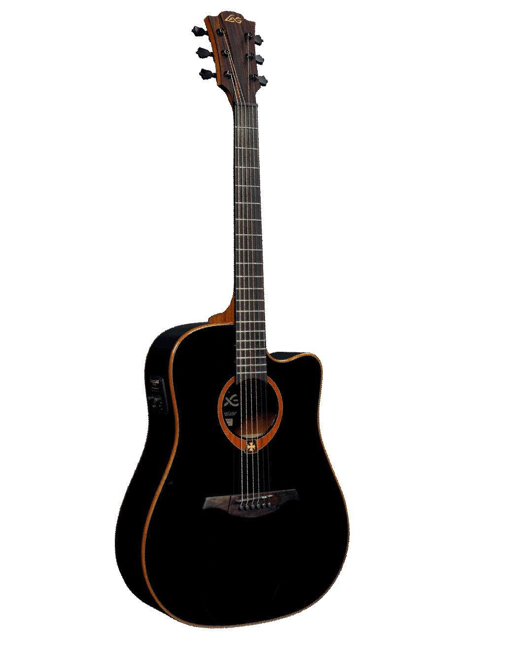 residía t100dce BLK - Guitarra electroacústica Folk eléctrica acústica: Amazon.es: Instrumentos musicales