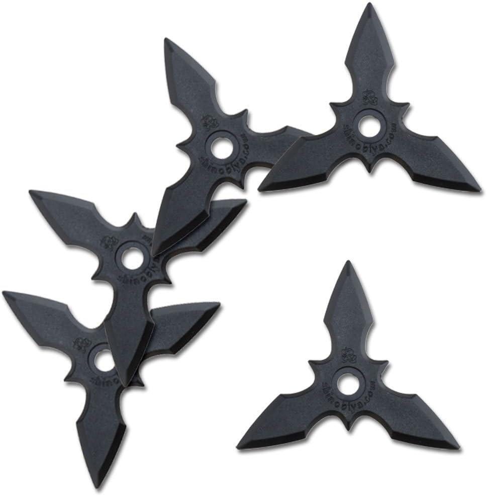 Amazon.com: Shinobiya Rubber Toy Throwing Game SANKO 5 Star ...