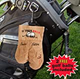 MySack Senior Edition Golf Ball Storage Sack
