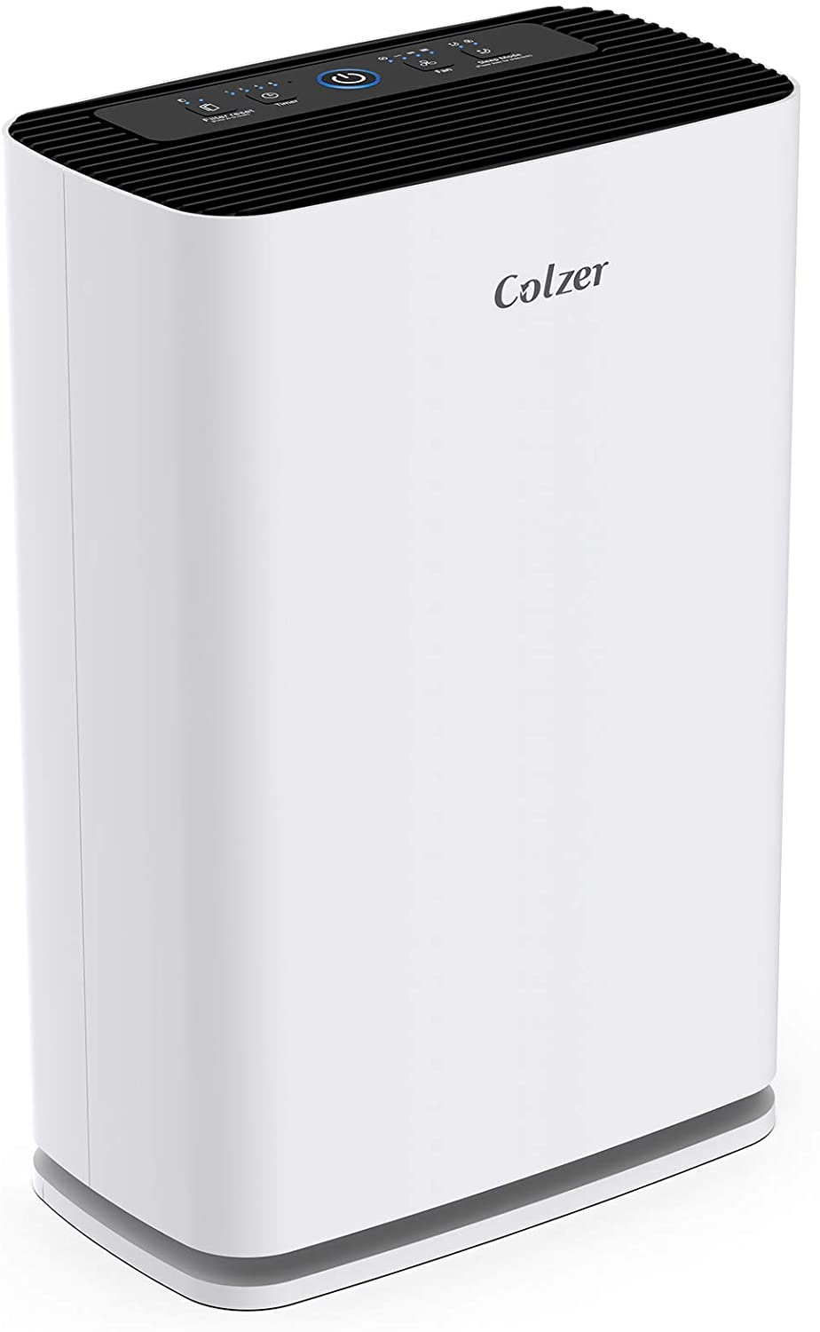 Amazon Com Colzer Air Purifier With True Hepa Air Filter Air Purifier For Large Room For Spaces Up To 800 Sq Ft Perfect For Home Office With Filter Home Kitchen
