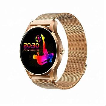 Reloj Intelligent Smart Watch Teléfono con Notificación de WhatsApp /Monitor de Calorías/Control de