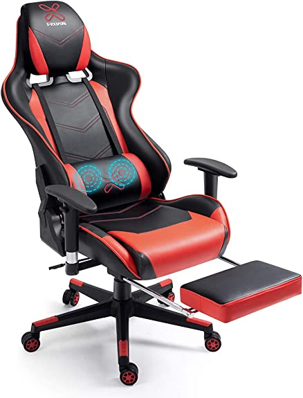 X-VOLSPORT Gaming Chair Office High Back Chair