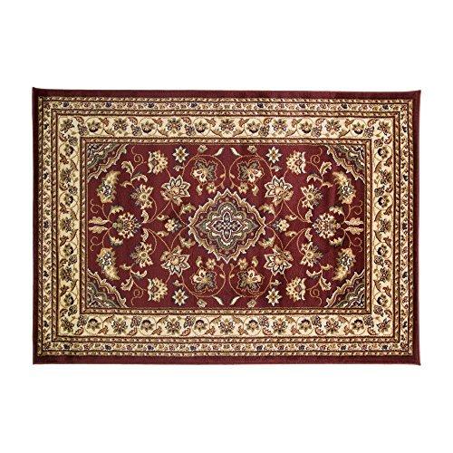 Flair Rugs Sherborne-Teppich, traditionelles Muster, grün, 160 160 160 x 230 cm B00D6HSRF4 Teppiche eaa564