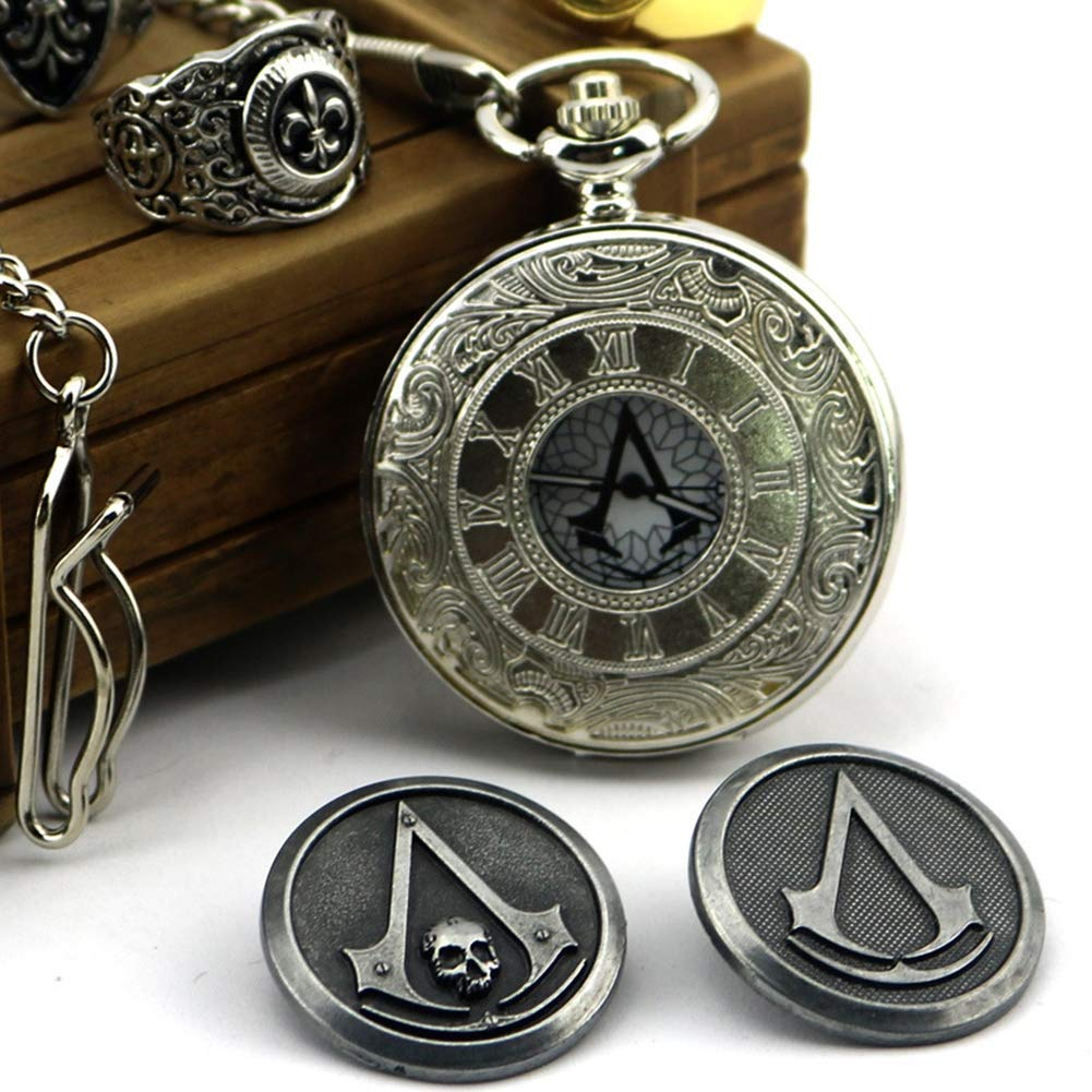assassins creed unity arno pocket watch