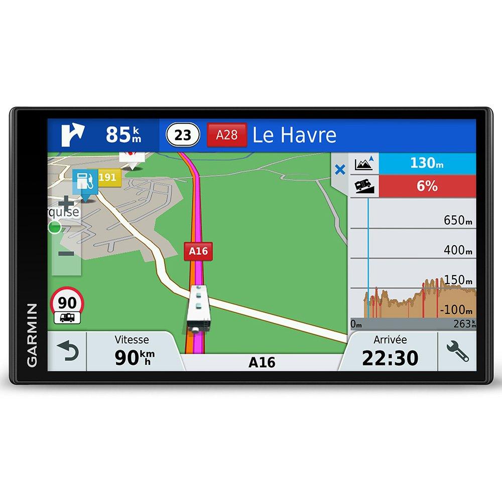 servizio infotraffico Lifetime gratuito Bluetooth e Wi-Fi. Garmin Camper 770LMT D 6,95 Navigatore satellitare con mappe Lifetime di Regno Unito e tutta Europa