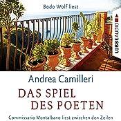 Das Spiel des Poeten: Commissario Montalbano liest zwischen den Zeilen | Andrea Camilleri