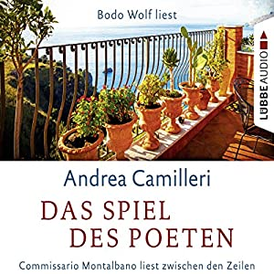 Das Spiel des Poeten Hörbuch