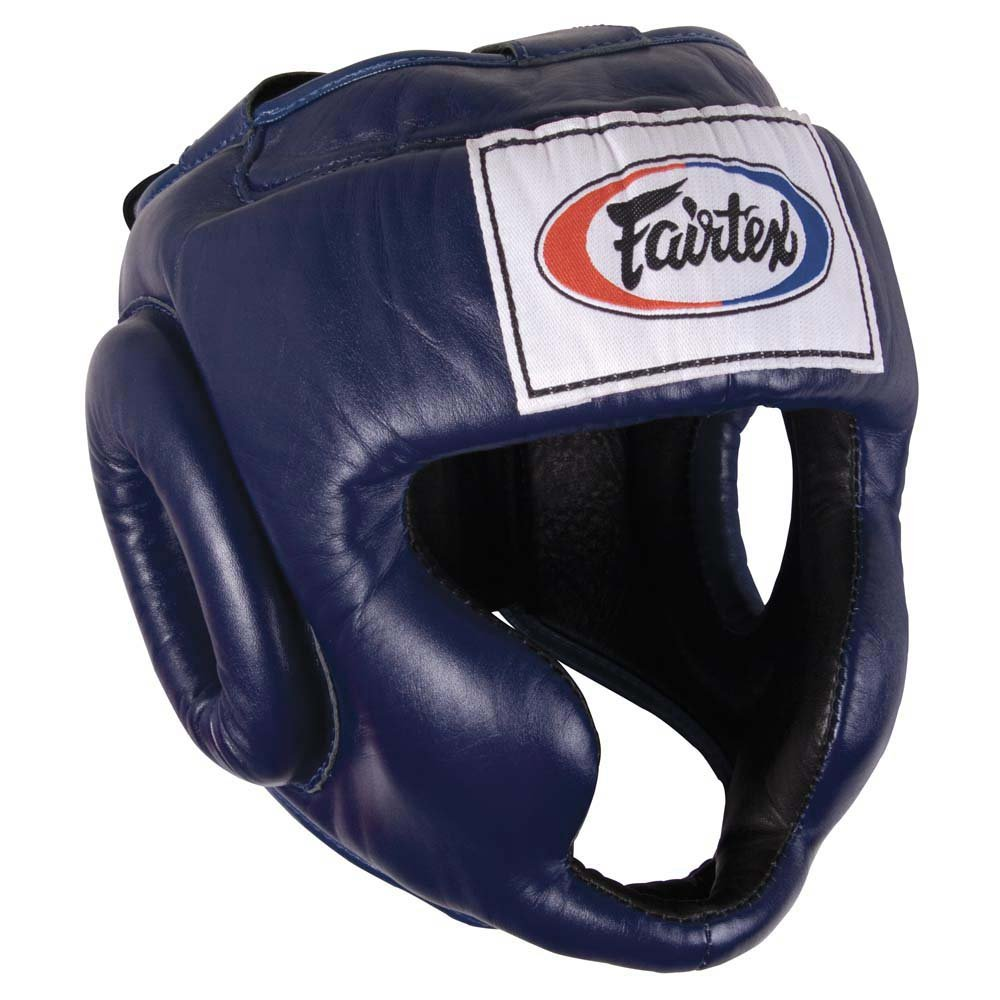 (X-Large, Blue) (X-Large, - Fairtex Full Blue) Coverage Fairtex Headgear B00B018XBQ, 予防医学の坂田薬局:03fb8e33 --- capela.dominiotemporario.com