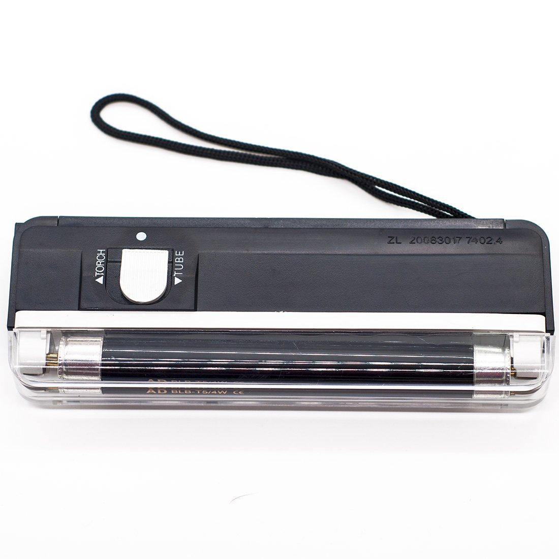 JLER Handheld UV Black Light Torch Portable Blacklight Ultraviolet with LED 1-7