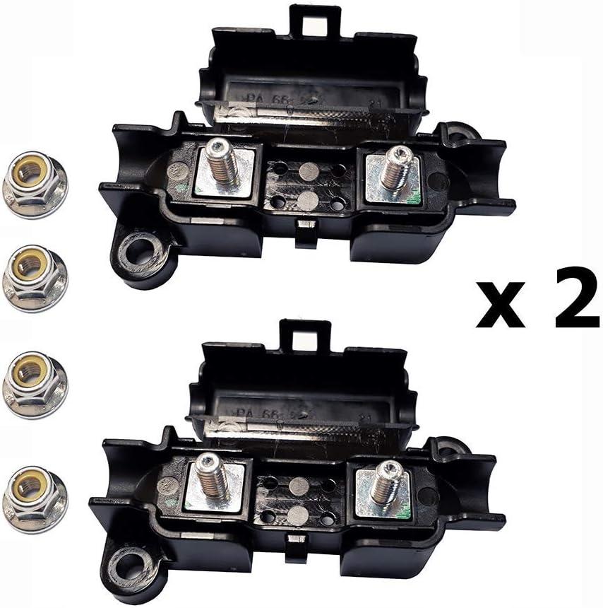 Split Charge Professional Quality Voltage Sensitive Automatic Relay Kit 140 Amp 2M LG