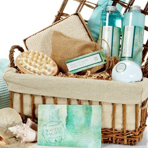 Bath and Body Works Spa Gift Baskets