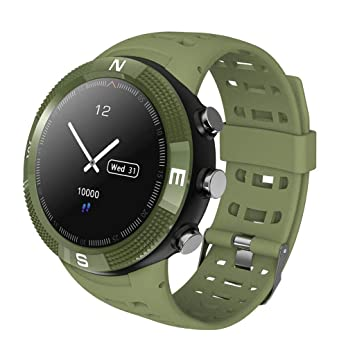 M_CC_USK Smart Bracelet Watch Waterproof F18 Smartwatch IP68 ...