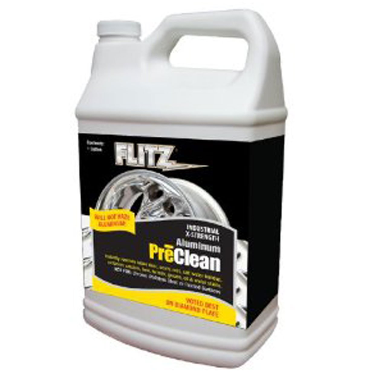 Flitz AL 01710 Preclean Industrial Strength, 1-Gallon, Small, Aluminium