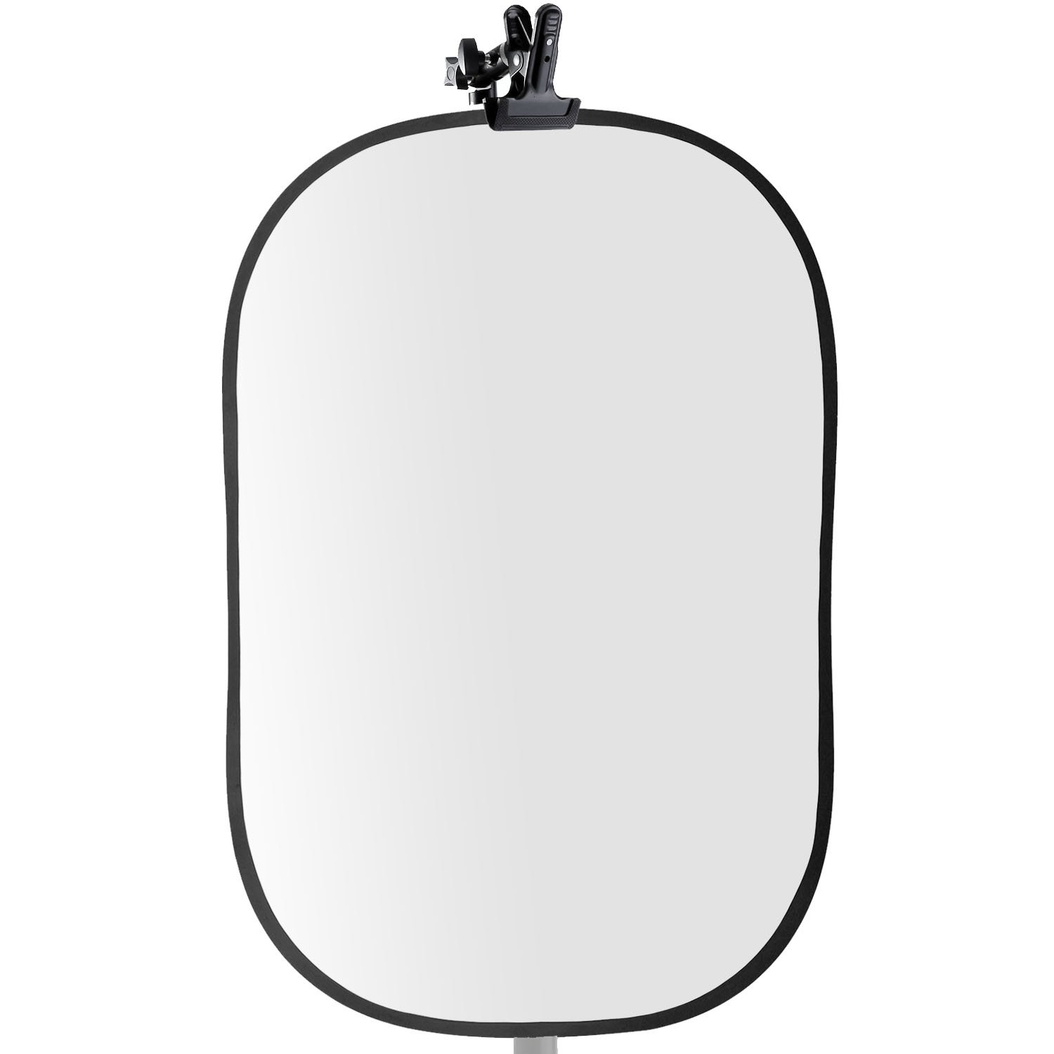 Neewer 5x7 feet/1.5x2.1 Meters Reflector Foldable Pop-Out Soft Diffuser Disc with Clamp Holder and Carrying Case for Studio and Outdoor Portrait, Product Photography, Video Shooting by Neewer