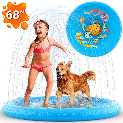 68 Inflatable Splash Sprinkler