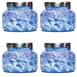 19 oz Capri Blue Watercolor Jar Blue Jean (4 pack)