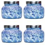 19 oz Capri Blue Watercolor Jar Blue Jean (4 pack)