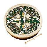 Waltons 18-Inch Celtic Cross Bodhran