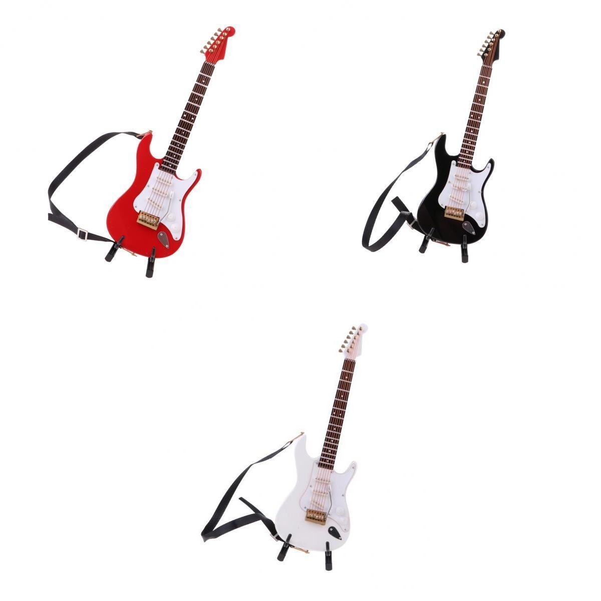 MagiDeal 6th Scale Electric guitarsアクションフィギュア人形家インテリアアクセサリー3pcs Electric 6th Scale B07F1GQ271, プロスオンライン:015eb8d0 --- m2cweb.com