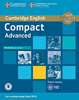 Compact Advanced Students Book with Answers with CD-ROM with ...