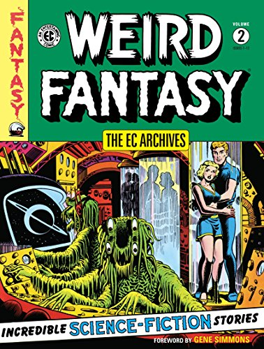 The EC Archives: Weird Fantasy Volume 2 -