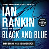 Black and Blue: Inspector Rebus, Book 8 | Ian Rankin
