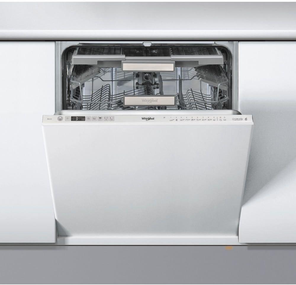 Whirlpool WIO 3T133 DL E S Totalmente integrado 14cubiertos A+++ ...