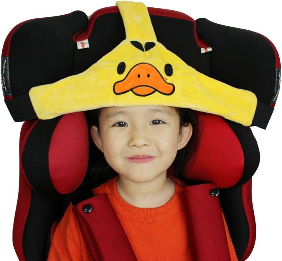 Fuwahahahahah Kopffixierungsband f/ür Babys verstellbare Schlaf/überhalterung f/ür Kinderwagen