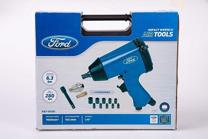 Ford Tools Fat 0100 Schlagschrauber 240 V Baumarkt