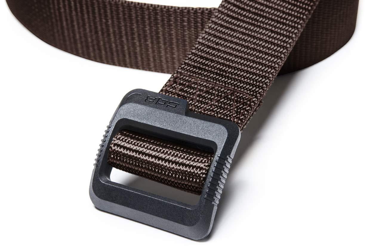 CQR CQ-MZT01-BRN_M(w32-34) Tactical Belt 100% Full Refund Assurance Nylon Webbing EDC Duty 1.5'' Belt MZT01 by CQR (Image #5)