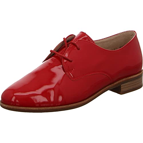 Remonte Halbschuhe in Übergrößen Rot R2801 33 große Damenschuhe